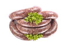 Free Raw Sausage Stock Photo - 22927420