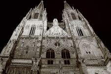 Free Cathedral In Regensburg Stock Image - 22933891