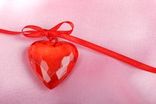 Symbol Of Love Stock Images