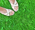 Free Foots Royalty Free Stock Image - 22947226