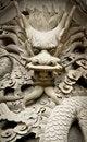 Free Dragon Statue Stock Photography - 22949182