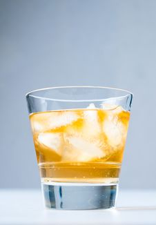Free Cold Drink With Ice Royalty Free Stock Image - 22940726