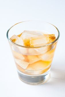 Free Cold Drink With Ice Royalty Free Stock Photos - 22941388