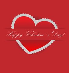 Free Valentines Day Card Stock Images - 22944754