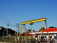 Free Crane Stock Photo - 22945470