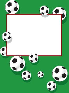 Free Football Background Stock Photography - 22945862