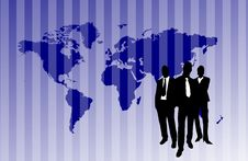 Free Global Business Team Stock Photography - 22947332