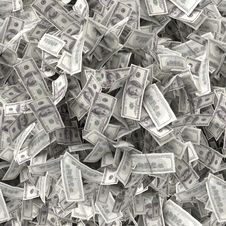 Free One Hundred Dollars Royalty Free Stock Image - 22947816