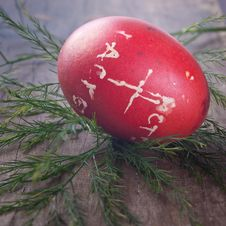Free Easter Egg Royalty Free Stock Photography - 22948157
