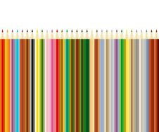 Free Colorful Pencils Stock Image - 22953101