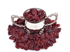 Free Dried Fruit Cranberry Royalty Free Stock Photography - 22960917