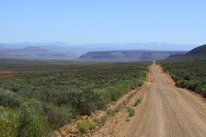 Free Karoo Back Roads Stock Images - 22962144