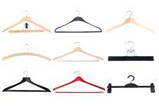 Free Cloth Hangers Stock Image - 22963361