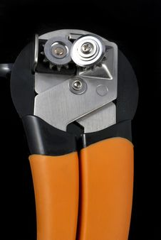 Can Opener Stock Image