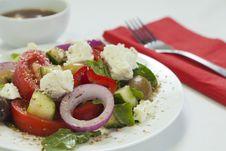 Free Greek Salad Stock Photos - 22986883
