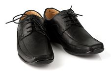 Free Classic Elegant Business Shoes For Men Royalty Free Stock Image - 22987116
