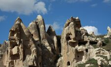Free Goreme In Cappadocia, Turkey. Royalty Free Stock Images - 22998599