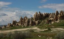 Free View Of Cappadocia, Turkey. Stock Photography - 22998632