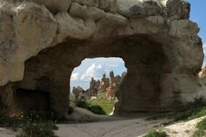 Free View Of Cappadocia, Turkey. Stock Image - 22998681