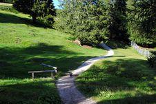 Free White Pebbles Path Stock Photo - 22998710