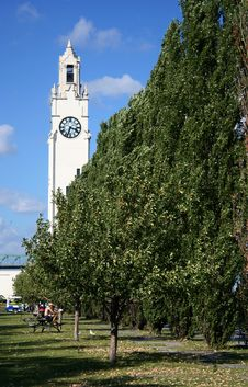 Free Clock Tower Stock Image - 230181