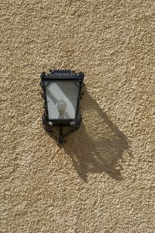 Free Lamp On Wall Stock Images - 231104