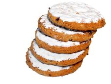 Free Cookies Royalty Free Stock Photo - 232625