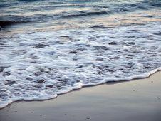 Free Sea Foam Stock Photo - 232840