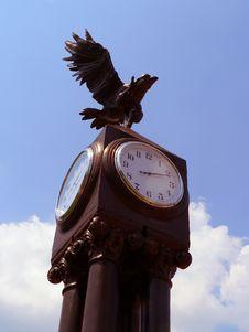 Free Antique Clock Stock Photo - 234390
