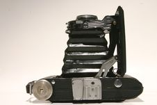 Free Concertina Camera From Top Royalty Free Stock Photography - 234597