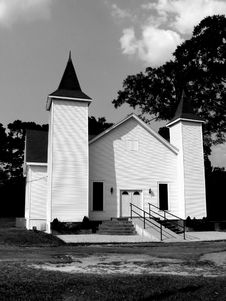Free Rural Church Stock Photo - 235200