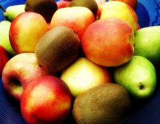 Free Fruit Bowl Royalty Free Stock Image - 235466