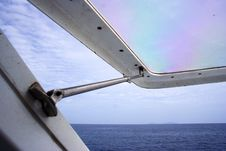 Free Boat S Window Royalty Free Stock Photo - 236405