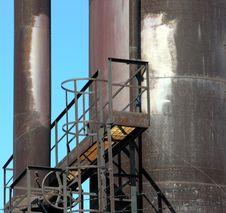 Free Rusting Walkway Stock Photography - 239012