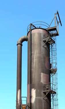 Free Rusting Tower Stock Photos - 239013