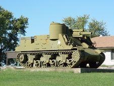 Free Tank Stock Photography - 239332