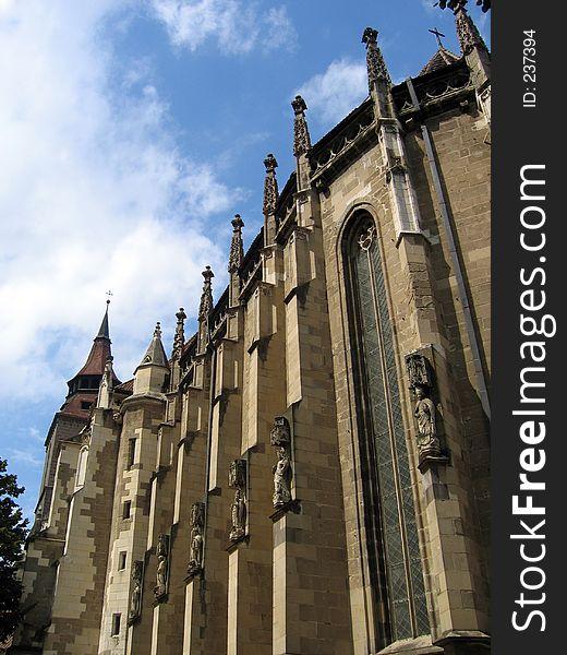 Black Church – Brasov – Romania