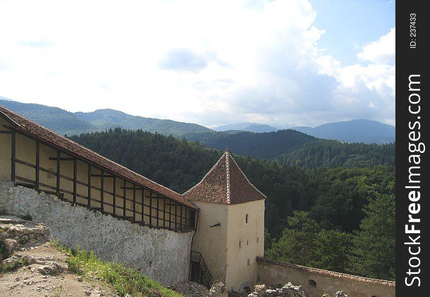 Rasnov Fortress – Romania