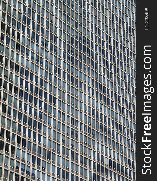 Office Facade, Chicago