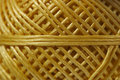 Free Close Up Of Yellow String Royalty Free Stock Images - 2308319
