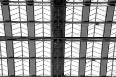 Free Detail Of Station Roof.1 Stock Photos - 2300163