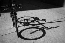 Free Bike Royalty Free Stock Photo - 2300495