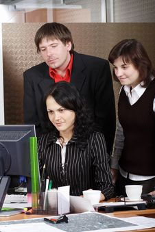Free Team Work2 Stock Photography - 2302642