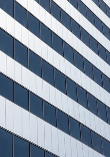 Free Windows Of The Bank Office Stock Images - 2303954