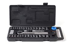Free Socket Set Stock Image - 2304301