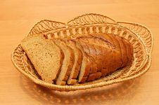 Free Rye Bread Royalty Free Stock Photography - 2304477