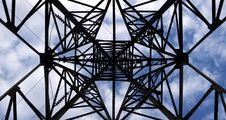 Free High-tension Line Royalty Free Stock Photos - 2304998
