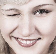 Free Smile Royalty Free Stock Photos - 2305278