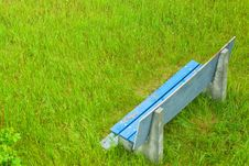 Free Empty Bench Royalty Free Stock Photos - 2307568