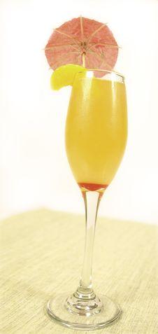 Free Orange Drink Stock Photo - 2307720